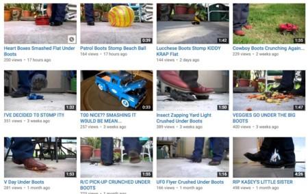 Vídeos de aplastamiento