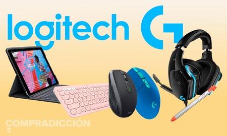Estos periféricos Logitech están rebajados en Amazon. Ratones, teclados, auriculares o lápices digitales a los mejores precios
