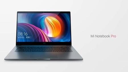 Mi Notebook Pro: Xiaomi promete un mayor rendimiento, manteniendo un precio atractivo