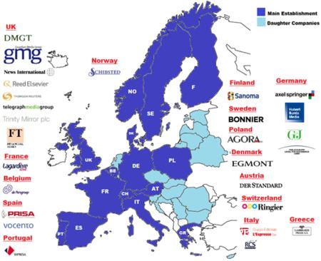 La directora ejecutiva del Consejo Europeo de Editores de prensa prefiere la Lex Google (de Merkel)
