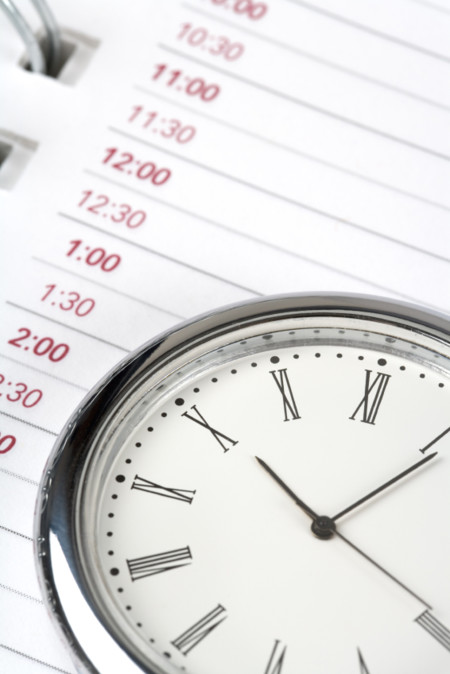 Planifica tu horario