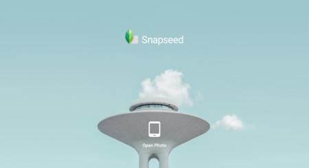 Snapseed actualizada a la versión 2.4 con mejor histograma y más