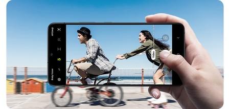 Video Galaxy A90