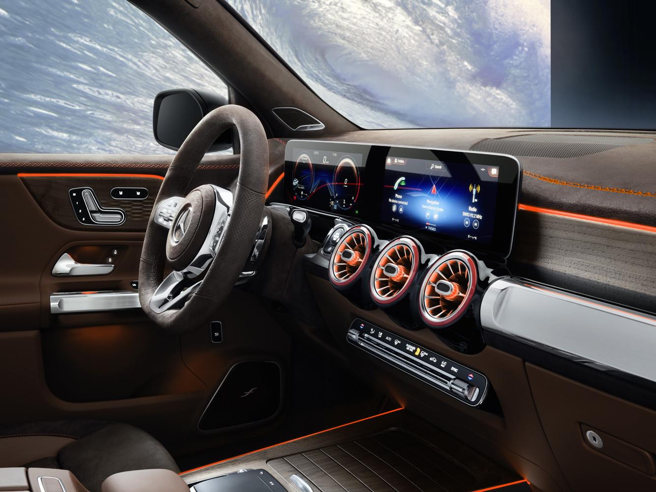 Foto de Mercedes-Benz Concept GLB (13/24)