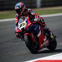 Álvaro Bautista hizo su peor fin de semana del año en Navarra cuando más suena su cambio de Honda por Ducati