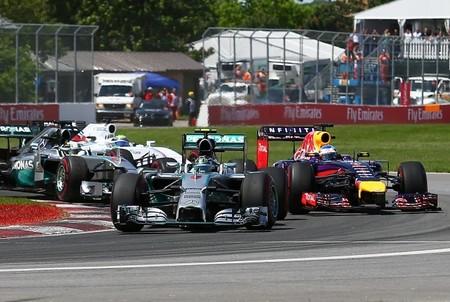 Sebastian Vettel descontento con el RB10 y la estrategia en Canadá