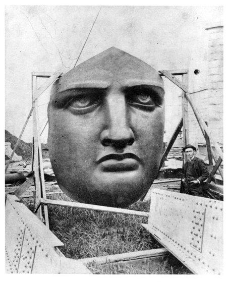 La Estatua de la Libertad de Nueva York cumple 125 años y cierra sus puertas un año