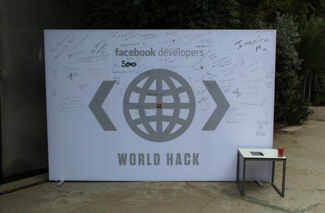 facebook world hack 2012 barcelona