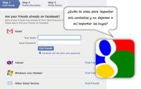 Google exige a Facebook reciprocidad en la importación de contactos