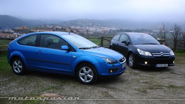 Ford Focus y Citroën C4