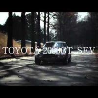 Toyota 2000 GT SEV