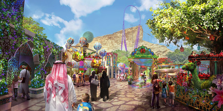 Six Flags Qiddiya 4