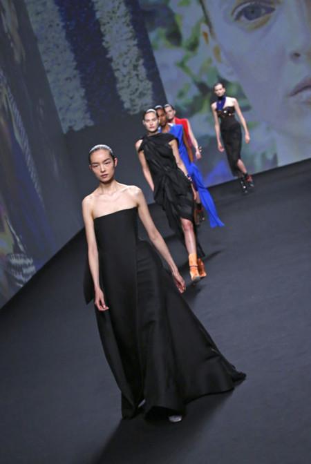 Christian Dior Alta Costura Otoño-Invierno 2013/2014: mezcla de culturas
