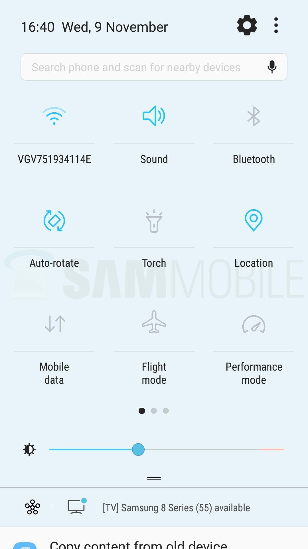 Foto de Capturas Android 7.0 Nougat en el Samsung Galaxy S7 (23/65)
