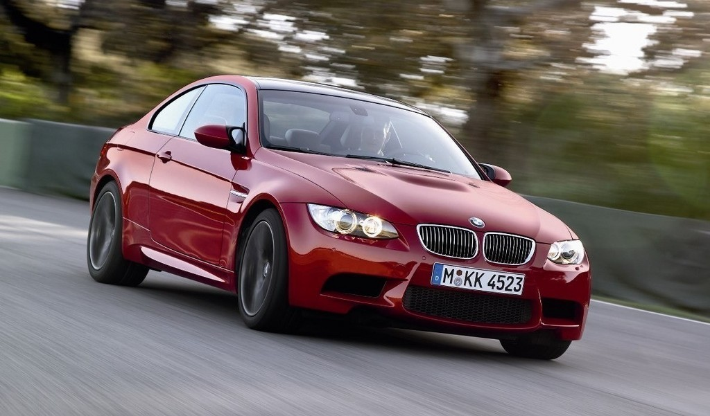 Foto de BMW M3 Coupé (27/38)
