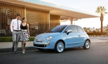 El Fiat 500 regresa al pasado con una edición de lo más retro y original