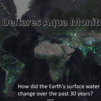 En 30 años hemos ganado 173.000 kilómetros cuadrados de tierra firme
