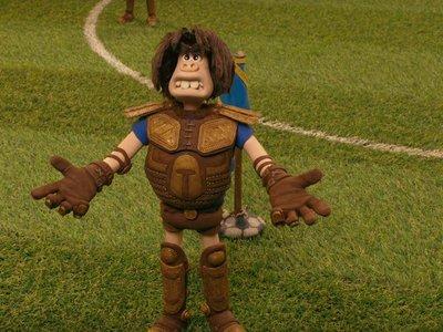 Tráiler final de 'Cavernícola': Aardman nos descubre cómo fue el primer partido de fútbol de la historia