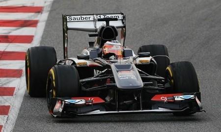 Nico Hulkenberg admite que el cambio a Sauber ha sido duro