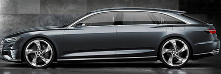 Audi Prologue Avant Concept 2 1
