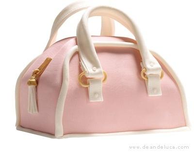 El bolso de pastelería fina 'Sweet Couture Cake' de Dean & Deluca