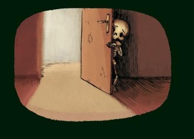 Especial Halloween 2012: 'Esqueleto ladrón', a los niños también les gusta pasar miedo