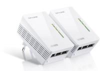 TP-Link te ofrece conectar a la red hasta tres equipos con su nuevo PLC