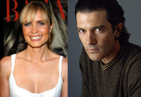 Antonio Banderas, Radha Mitchell y Morgan Freeman en 'The Code'
