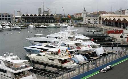 Valencia se negó a compartir la Fórmula 1 con Cataluña