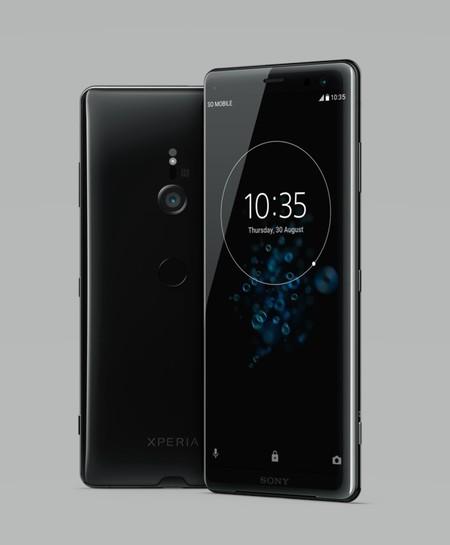 Sony Xperia Xz3 Negro