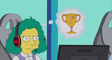 Los Simpson Esports Mujeres