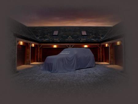 Range Rover Holland & Holland Overfinch
