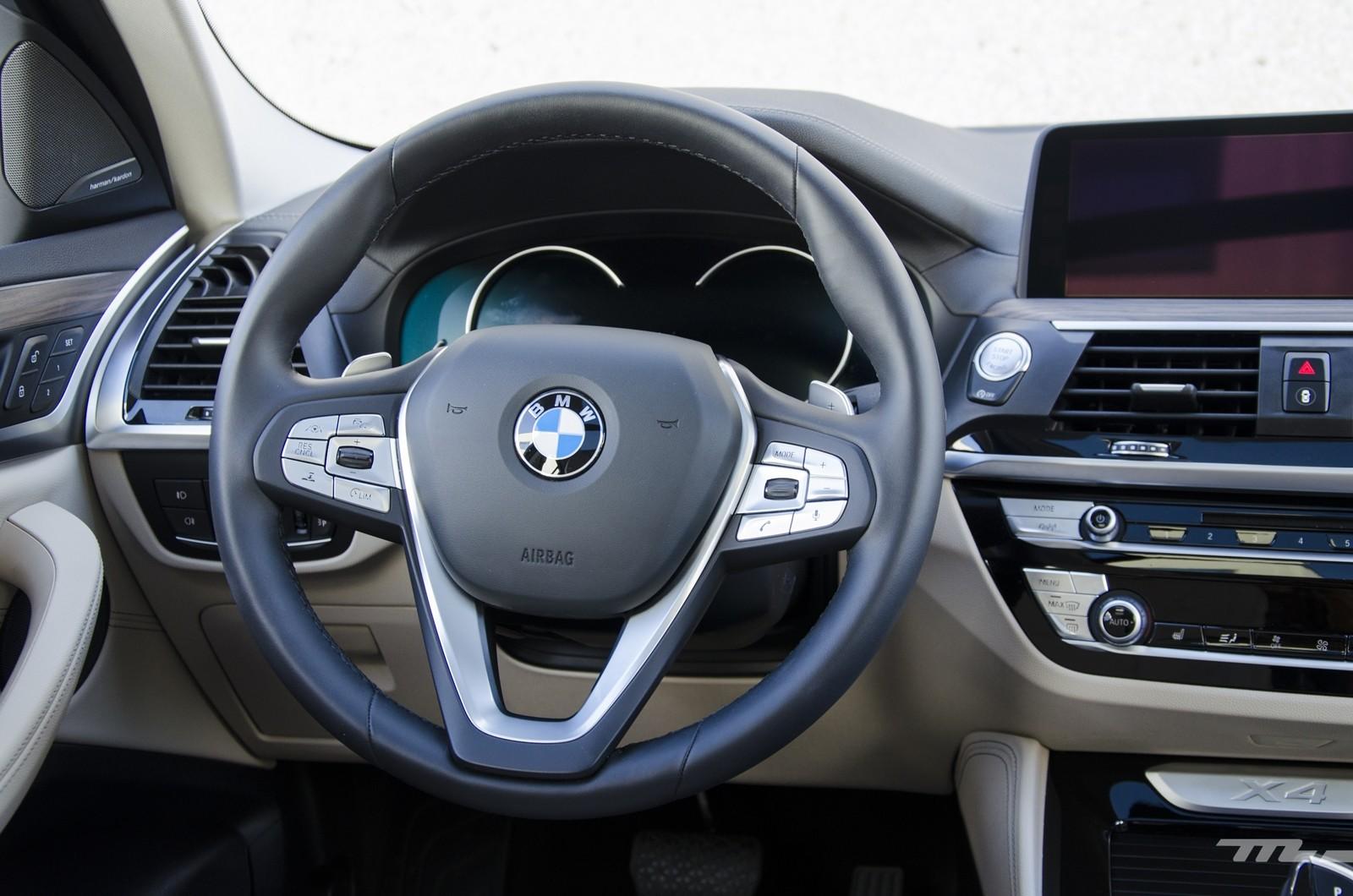 Foto de BMW X4 2018, prueba (51/65)