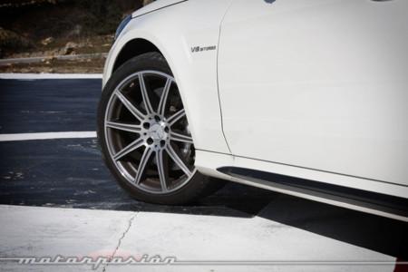 Mercedes-AMG E 63 Prueba 23