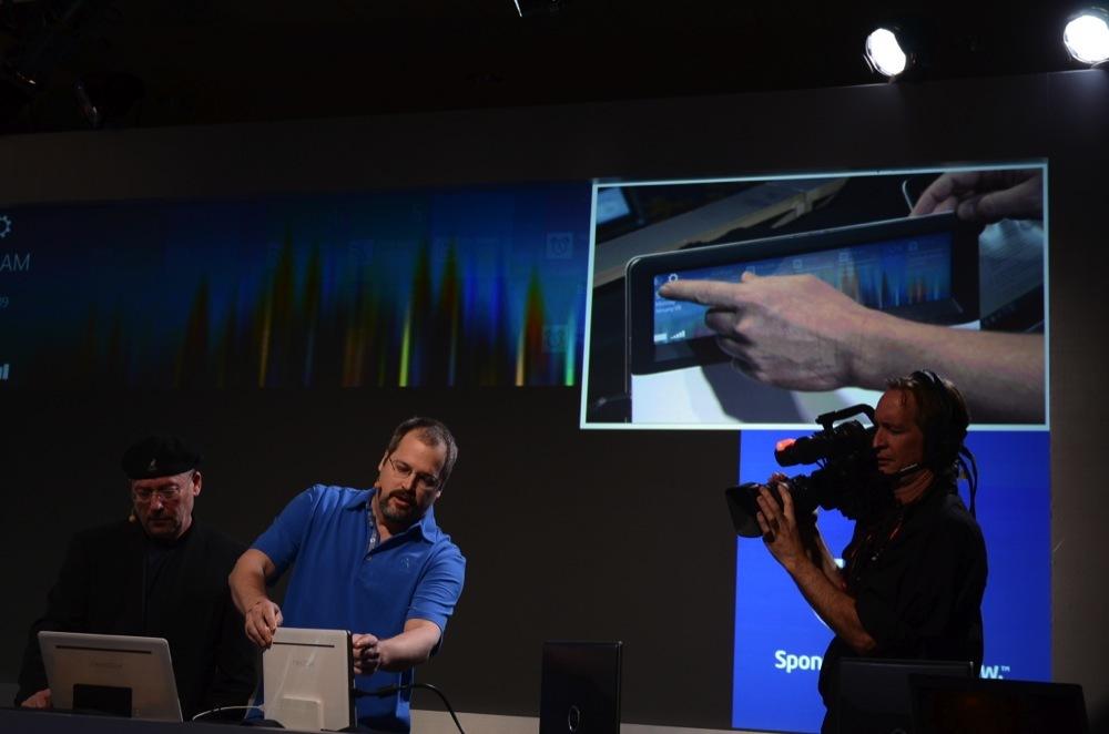 Intel Nikiski en CES 2012