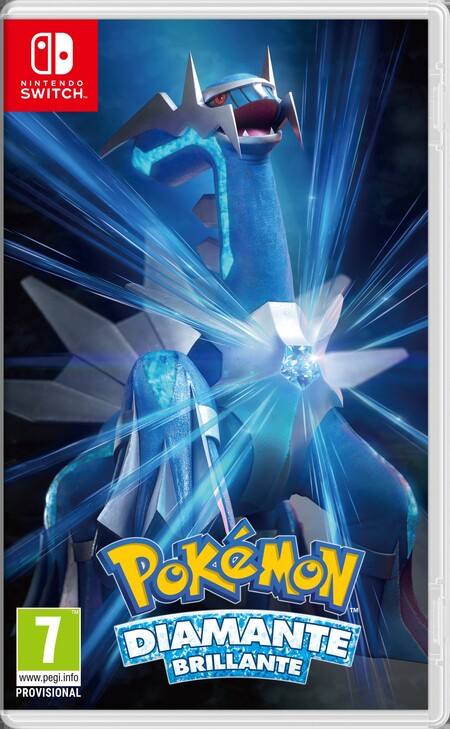 Pokemon Shiny Diamond Cover