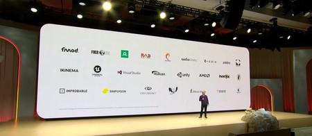 Google Stadia Motores Graficos