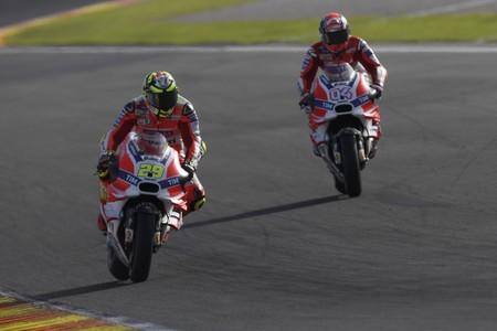 Ducati mira al futuro: se plantea competir en Moto3