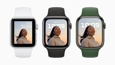 Pantalla Apple Watch