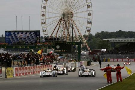 24 horas de Le Mans 2012: la victoria de Audi en datos