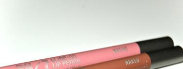 Probamos los 24/7 Glide-on Lip Pencil de Urban Decay. Fijación y cremosidad asegurada para tus labios