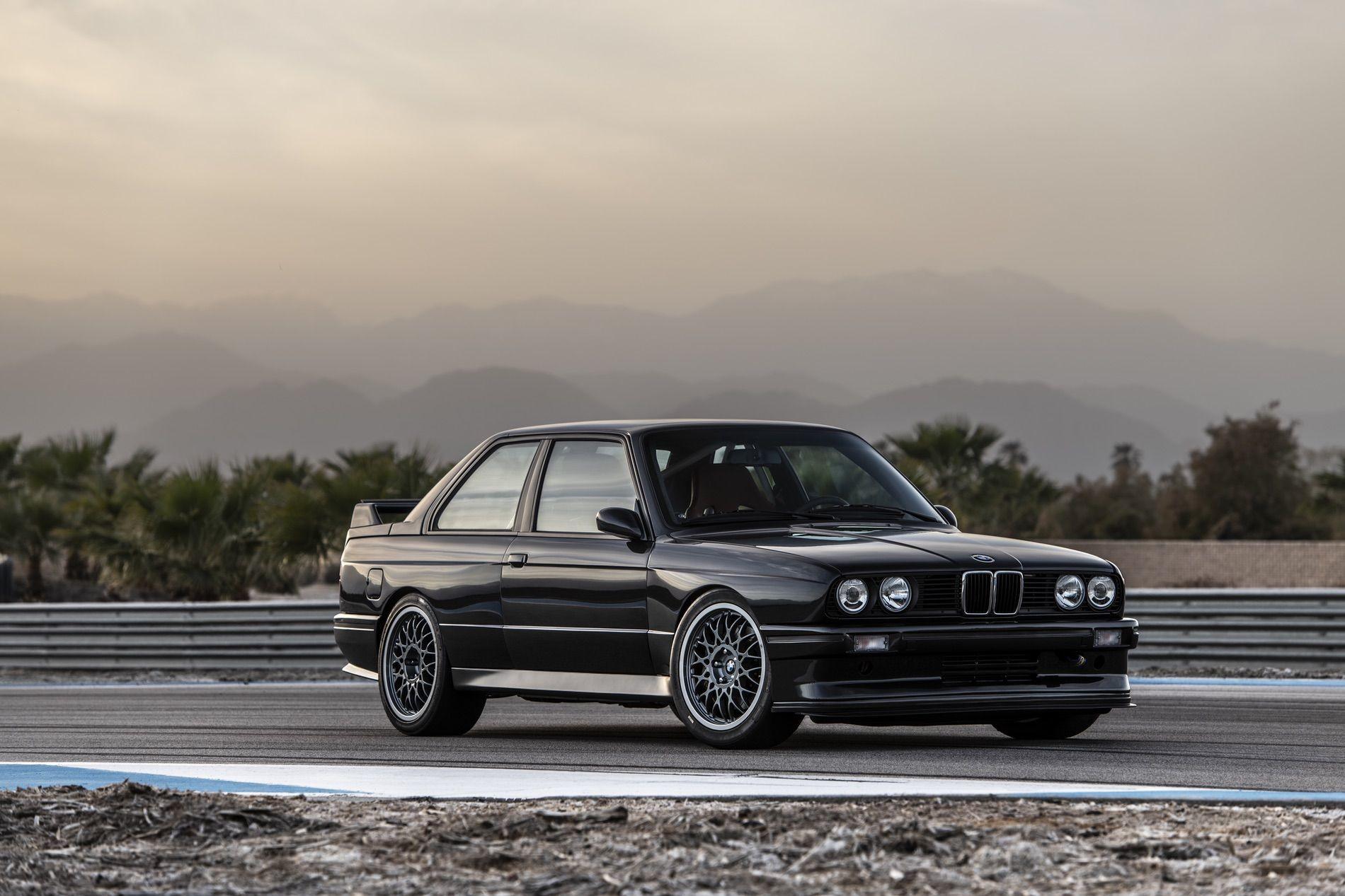 Foto de Redux BMW M3 E30 restomod (7/29)