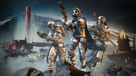 Destiny 2 se estrena en Steam llegando a los 220 mil jugadores simultáneos