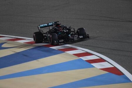 Russell Sakhir F1 2020