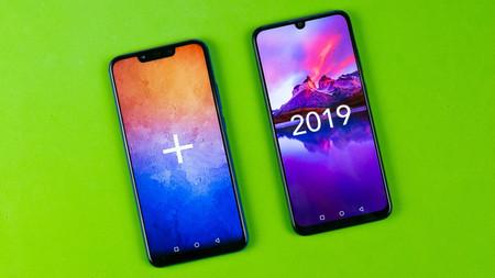 Huawei P Smart+ vs Huawei P Smart 2019, comparativa: todas las diferencias para saber qué modelo elegir