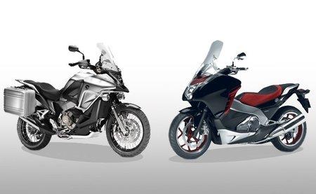 Sorpresa de Honda con dos concept bikes