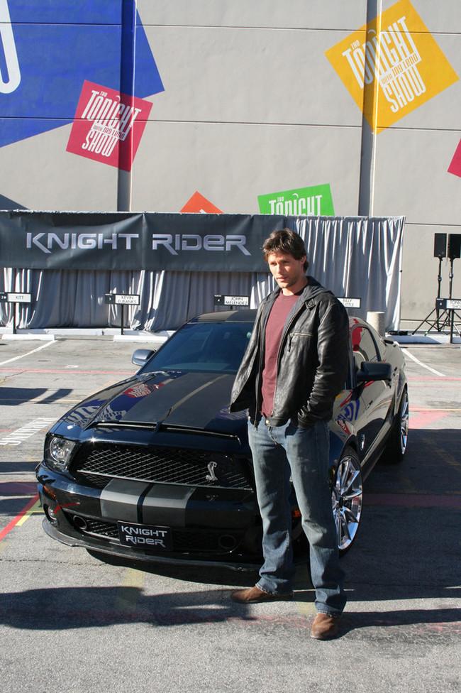 Shelby Mustang Gt500kr Knight Rider 12 14