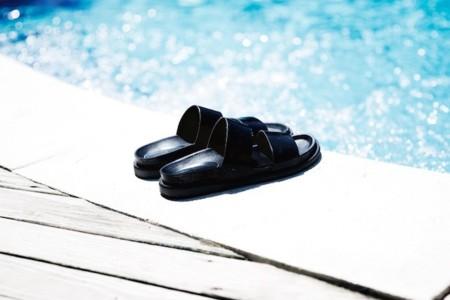 Sandalias cómodas para bajar a la playa (y a la piscina)