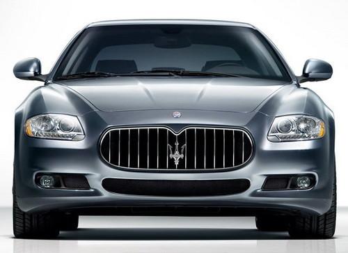 Foto de Maserati Quattroporte S (1/6)