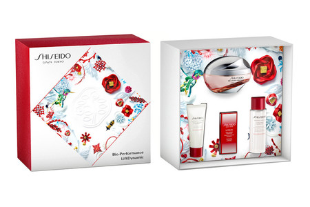 Cofre De Regalo Bioperformance Liftdynamic De Shiseido